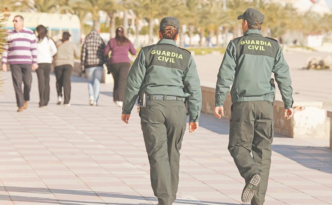 La Guardia civil blanchie par la justice espagnole
