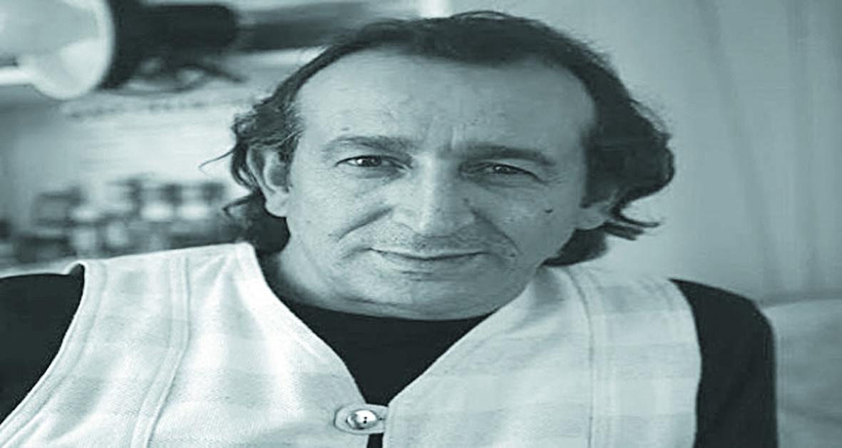 Portrait Said El Messari, un artiste peintre marocain qui s'illustre au pays de Picasso