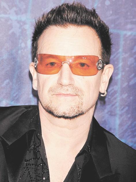 Quand les célébrités disent n'importe quoi : Bono