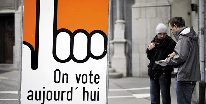 Le parti de la droite anti-immigration remporte les élections fédérales en Suisse