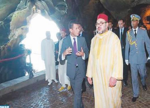 Réhabilitation des Grottes d'Hercule, une valorisation des monuments de la ville de Tanger