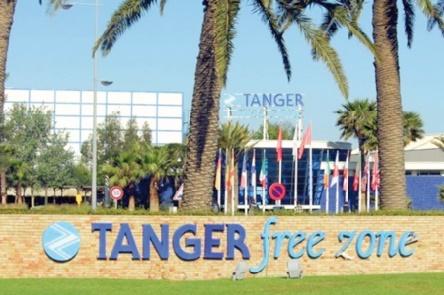 Distinction de la zone franche de Tanger