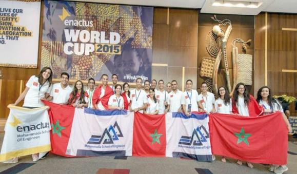 Le Maroc qualifié à la compétition mondiale de Johannesburg