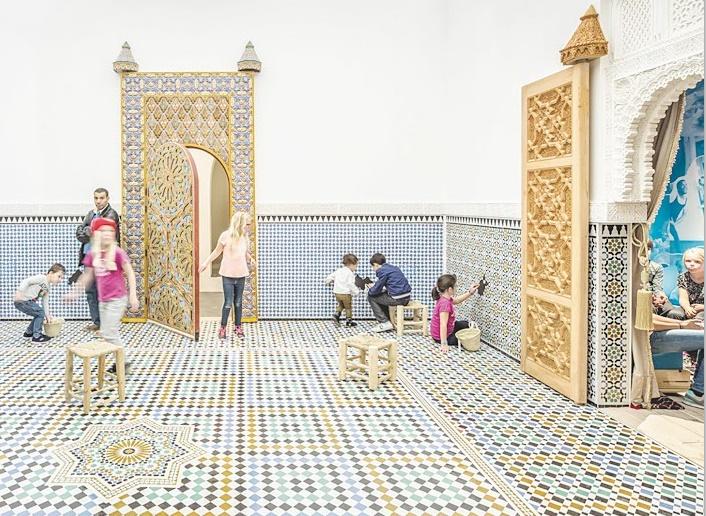 """""""Zie zo Marokko"""" ou le Maroc tel qu'il est, célébré au Tropenmeseum d'Amsterdam"""