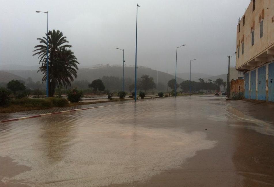 Quand la pluie transforme les rues de certaines localités en bourbiers