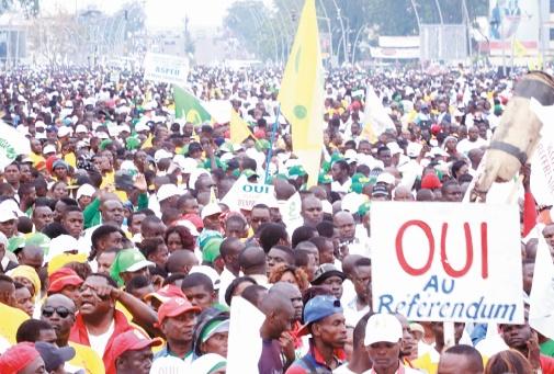 Violences meurtrières à quatre jours du référendum constitutionnel au Congo