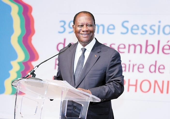 Alassane Ouattara, un président économiste à la main de fer