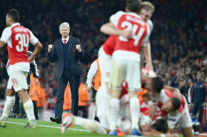 Arsenal stoppe l'élan victorieux du Bayern