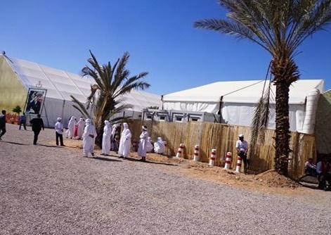 Erfoud abrite le 6ème Salon international des dattes du 29 octobre au 1er novembre