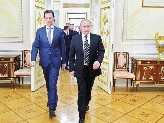 Réunion quadripartite sur le conflit syrien après une initiative russe