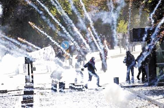 A l'aube des élections, le sud-est de la Turquie à nouveau dans la spirale de la violence