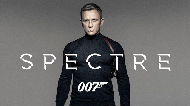 """James Bond de retour avec """"007 Spectre"""""""