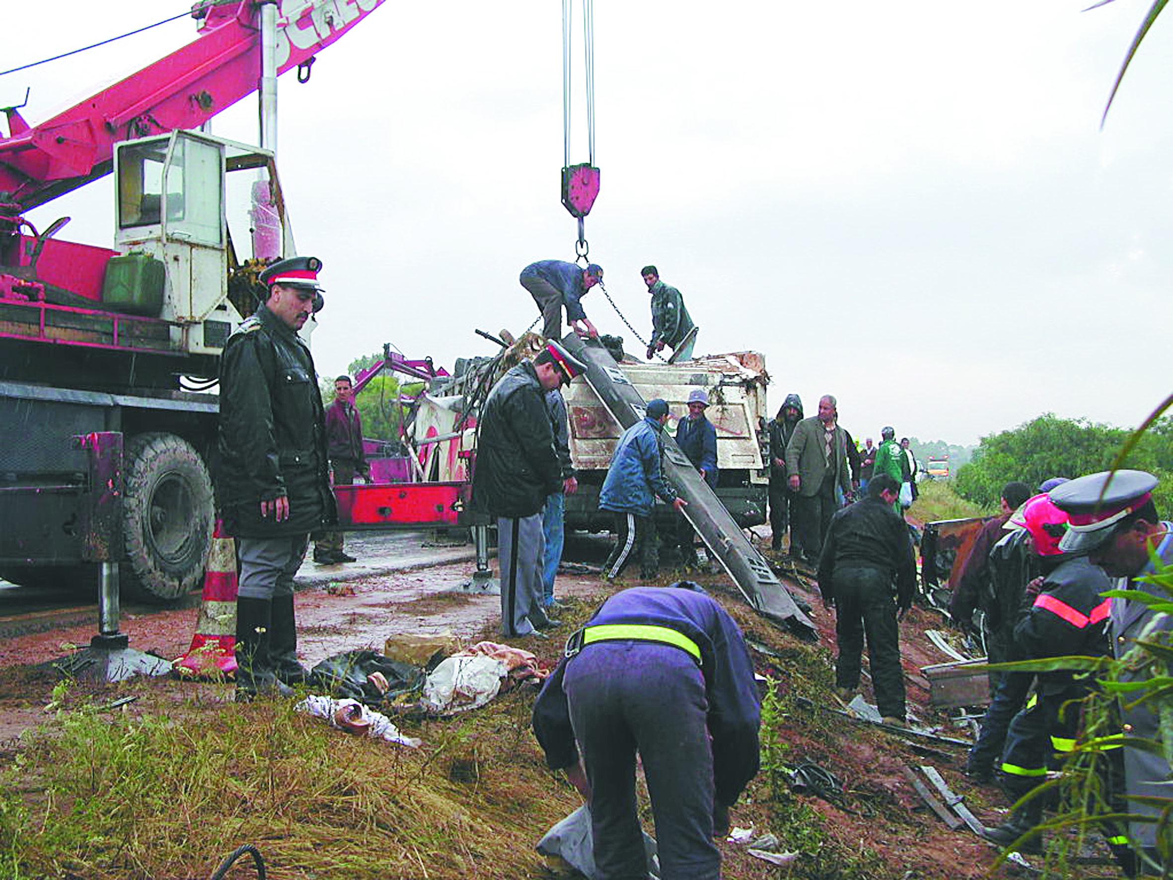 L'OMS tire la sonnette d'alarme quant  à la situation routière au Maroc et en Afrique