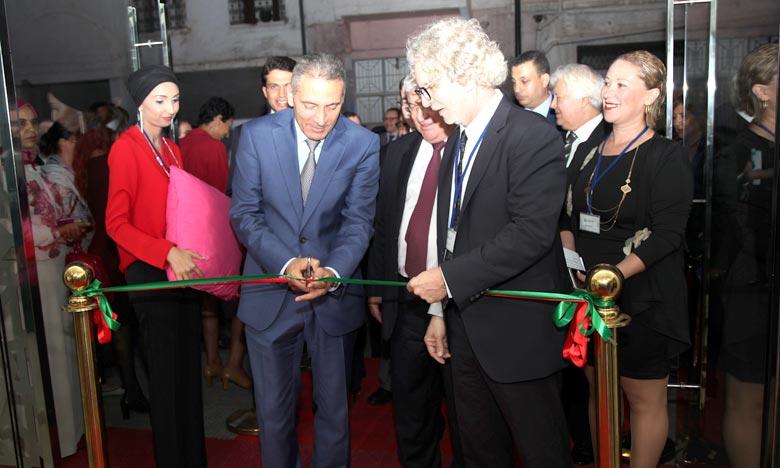 Inauguration  du nouveau siège de CEGEDIM  Outsoursing