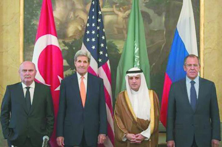 Poursuite du ballet diplomatique russo-américain autour de la Syrie