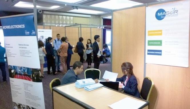 Les compétences marocaines installées en France en prospection des opportunités d'affaires