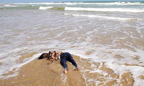 Noyade d'un migrant clandestin au large de Sebta
