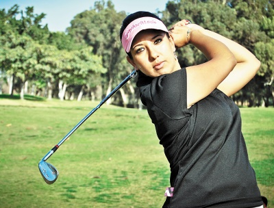 "Maha Haddioui passe le cut au ""Hero's Women Indian Open"""
