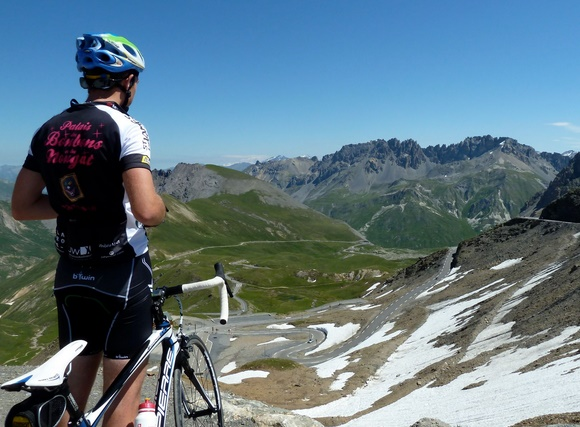 Course nationale de vélo de montagne