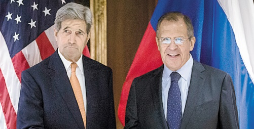 Rencontre aujourd'hui sur la Syrie entre Moscou et le trio Washington-Ryad-Ankara