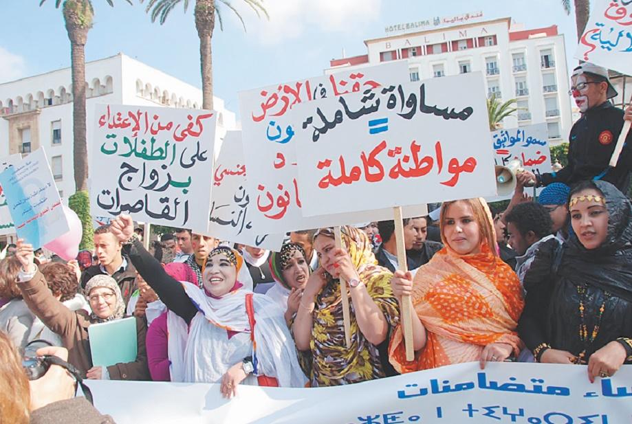 Les chiffres de la honte : Les droits économiques, sociaux et culturels des Marocaines sont bafoués