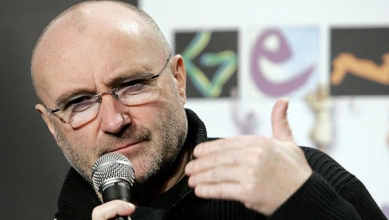 Revoilà Phil Collins