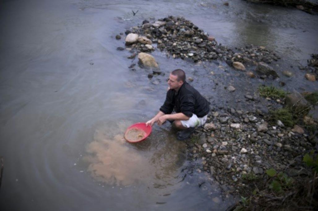 La fièvre de l'or saisit la Bulgarie