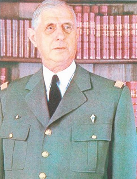Quand les célébrités disent n'importe quoi : Charles de Gaulle