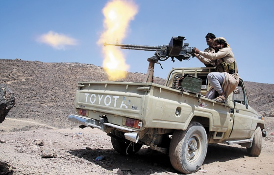 La coalition anti-rebelles veut briser le siège de Taëz