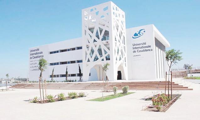 Remise des diplômes aux lauréats de la première promotion de l'Université internationale de Casablanca