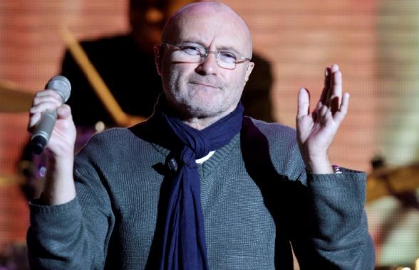 Phill Collins revient avec un nouvel album et une tournée