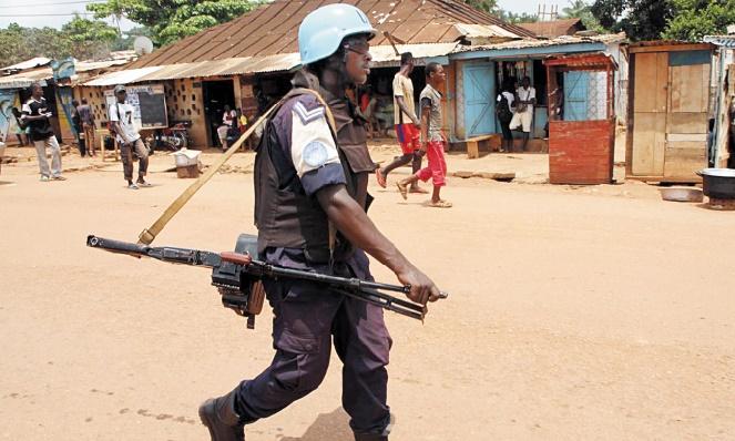 L'ONU n'a pas ramené la paix, selon la présidente de la  Centrafrique
