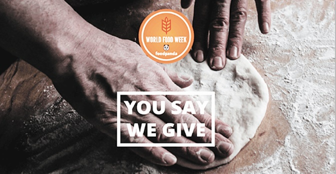 """You Say, We Give"" : Hellofood fait dans le social"