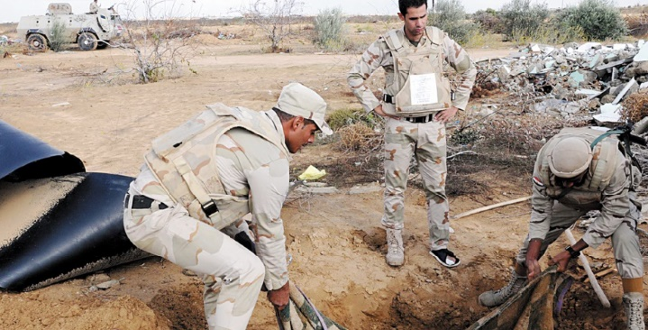 Nouvel attentat de l'EI au Sinaï