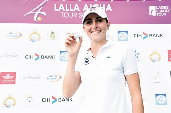 Justine Dreher s'adjuge l'étape de Mohammedia