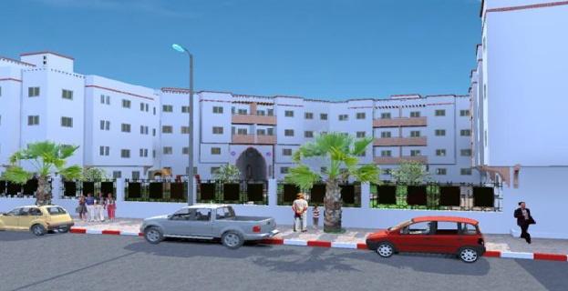 Vers la réalisation de 400 logements de 140.000 DH