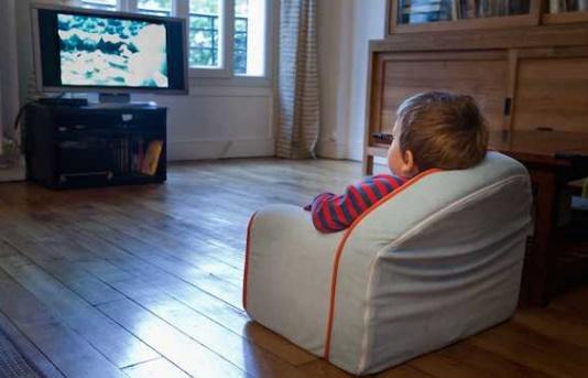 Les adolescents américains accros de la télé