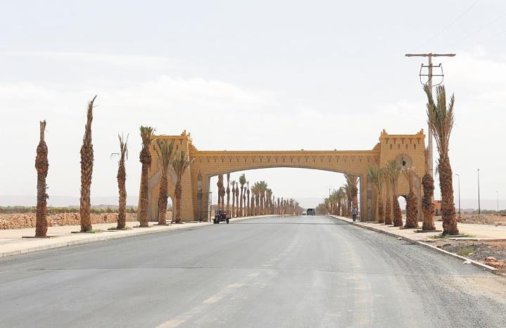 Protection et promotion des droits de l'Homme dans la région de Guelmim-Oued Noun