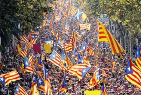 Le Parlement catalan vote pour la rupture avec l'Espagne
