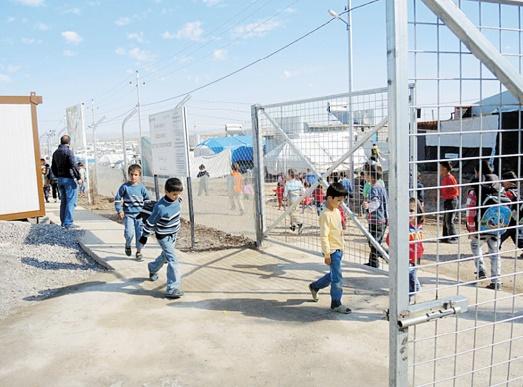 Plus de 400.000 enfants réfugiés syriens privés d'éducation en Turquie