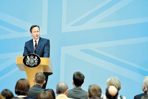 David Cameron veut un référendum sur le maintien du Royaume-Uni dans l'UE