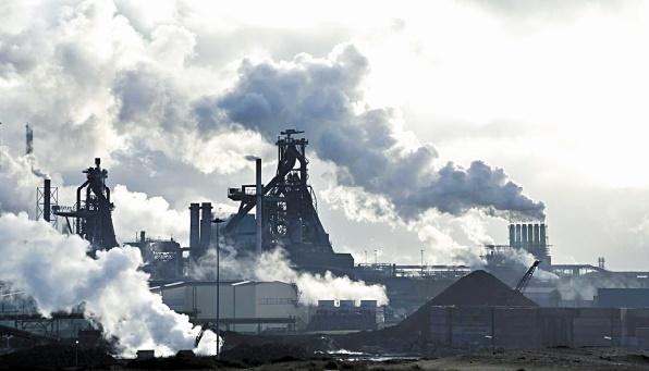 Nouveau record du niveau des gaz à effet de serre en 2014