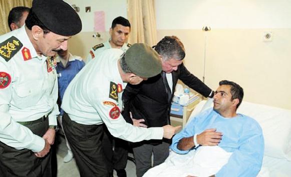 Un policier jordanien tue deux instructeurs américains et un Sud-africain