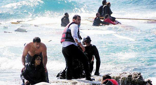 Nouveau naufrage de migrants au large de la Turquie