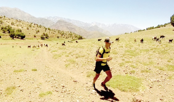 Première édition de l'Ultra Run Morocco Race