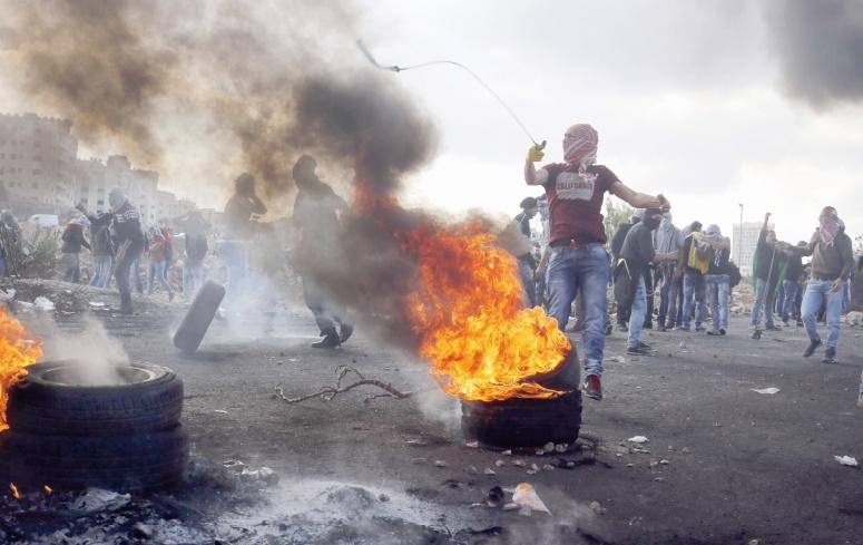 Culpabilisation et intimidation de la communauté palestinienne