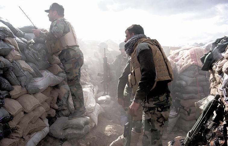 Vaste offensive kurde contre l'EI pour reprendre Sinjar en Irak