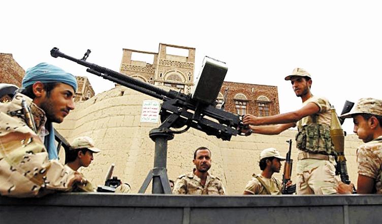 24 rebelles tués dans des raids aériens et des attaques armées au Yémen