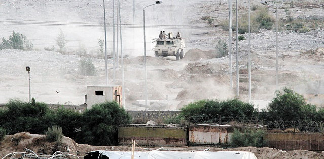Huit civils, dont un enfant tué dans le Sinaï en Egypte