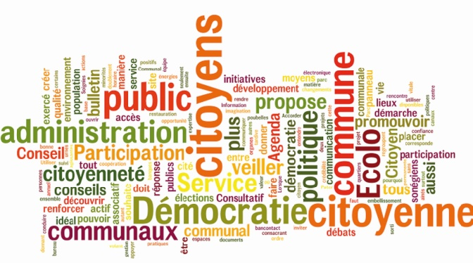 Un plaidoyer civil national pour la démocratie participative